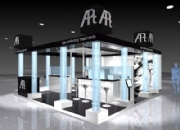 Exhibition Stand Design, and re-design for additional venues