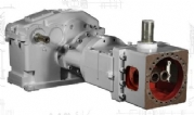 Rubber industry extruder gearboxes