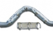 PIPE HEAT SHIELD - CLAMP ON