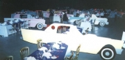 Cadillac Diner themed party