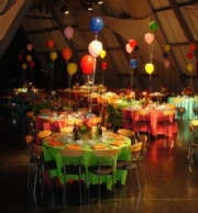 Colour themed party
