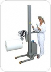 Reel Lifting Vertical Spindle Attachment