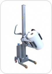 Reel Lifting Clamp Attachment