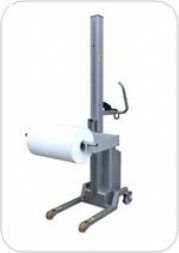 Reel Lifting Cradle Spindle Attachment