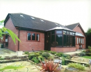 Coloured Glass Conservatories