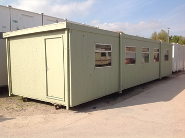 2nd hand portable cabins