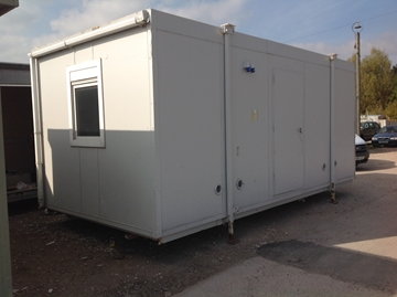 2nd hand temporary buildings