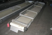 PVC White Belt Conveyor