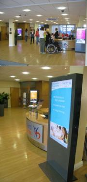 Poster Screens for Schools and Colleges