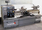 Colchester Manual Lathe Repair