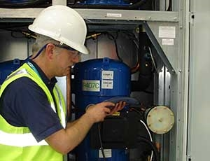 Air conditioning - commissioning