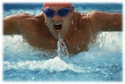 Swimming Goggles Watersports Antimist