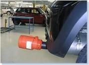 Metro Exhaust Filters for Car Assembly Plants