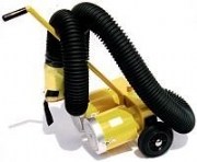 Metro Exhaust Filters for Fire and ambulance stations