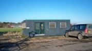 Used Modular Office building 2 Bay