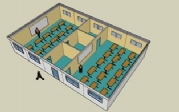 New Classroom with Store