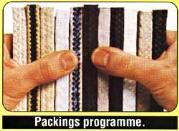 Glandpacking Compression Packing