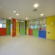 Fire Resistant Partitioning Panels