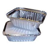Foil Food Packaging Trays