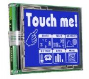 LCD Graphic touch screen From 120x32 to 320x240