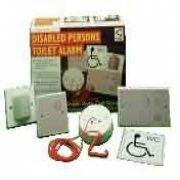 Wired Toilet Alarm Systems