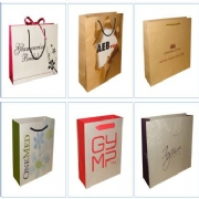 Eco Friendly Luxury Un-Laminated Carrier Bags