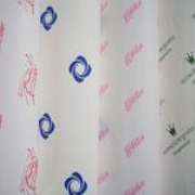 Printed Tissue Paper - White Acid Free