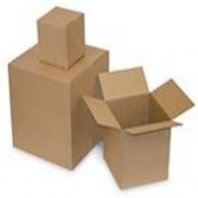 Stock Cardboard Boxes