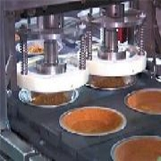 Crumb Shell Pie Production