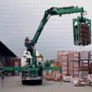 Loader Crane Safety Instrumentation