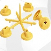 Injection Moulding Material trials