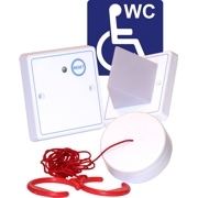 Omnicare disabled toilet alarm