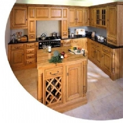 English Oak Fitted Kitchens