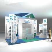 Healthcare Exhibition Stands