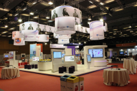 Exhibition stand hire packages