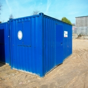 Anti Vandal Site Accommodation