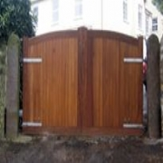 Residential Quality Timber Gates, Hampshire
