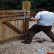 Fencing and Decking Installations, Hampshire