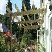 Bespoke Landscaping, Pergolas, Planters and Arbours