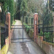 Wrought Iron Gates and railings, Hampshire