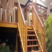 Decking, Staircases and Handrails, Hampshire