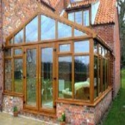 Rehau Timber Look Conservatories