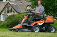 Lawn Tractors and Ride on Mowers