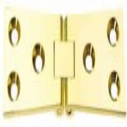 Brass Counter Flap Dovetail Hinges