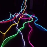 Flexible EL Wire Lighting Systems