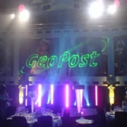 Laser Display Hire Services