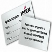 Appointment Cards Standard A7