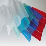 Profiled Multiwall Polycarbonate Sheet
