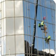 Difficult Access Glass Replacement