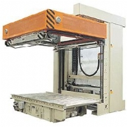 AT-53 Pallet Shrink Hooding Machine Two-in-one machine